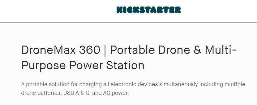 2018 February – Crowdfunding @ Kickstarter – Energen